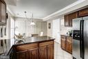 Granite Countertops and Stainless Steel Appliances - 4422 TULIP TREE CT, CHANTILLY