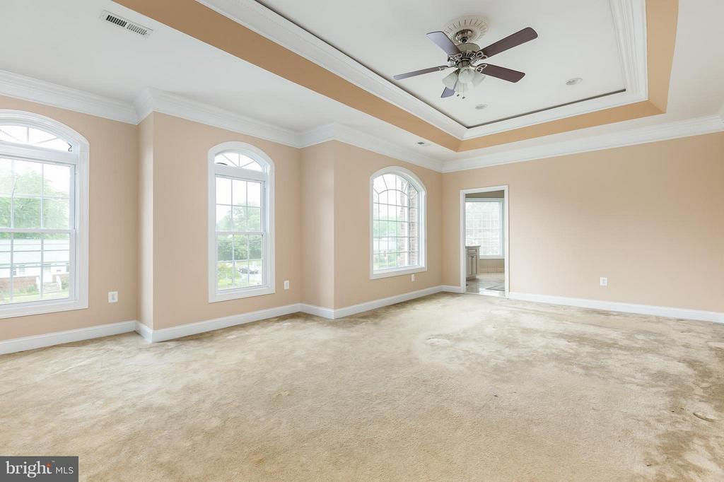 Bedroom (Master) - 5901 AMHERST AVE, SPRINGFIELD