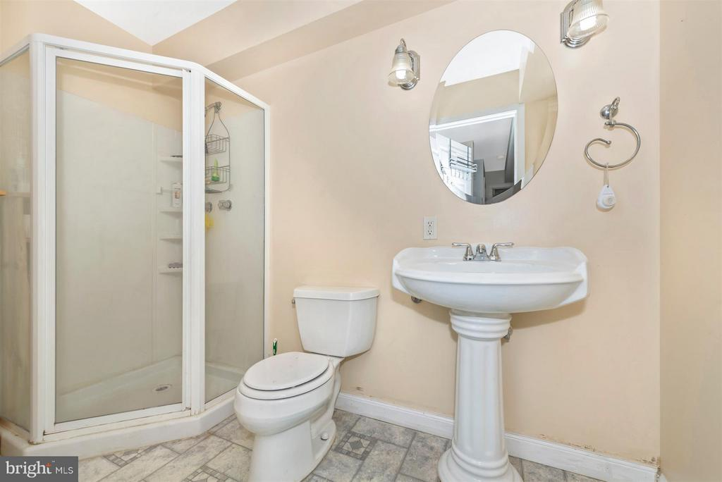Basement-Full Bathroom - 6570 NYASA BND, NEW MARKET