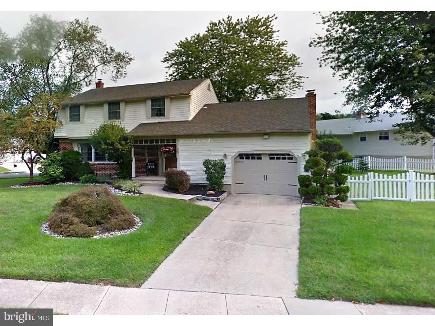 Single Family Home for Sale at 30 MILLBRIDGE Road Clementon, New Jersey 08021 United States