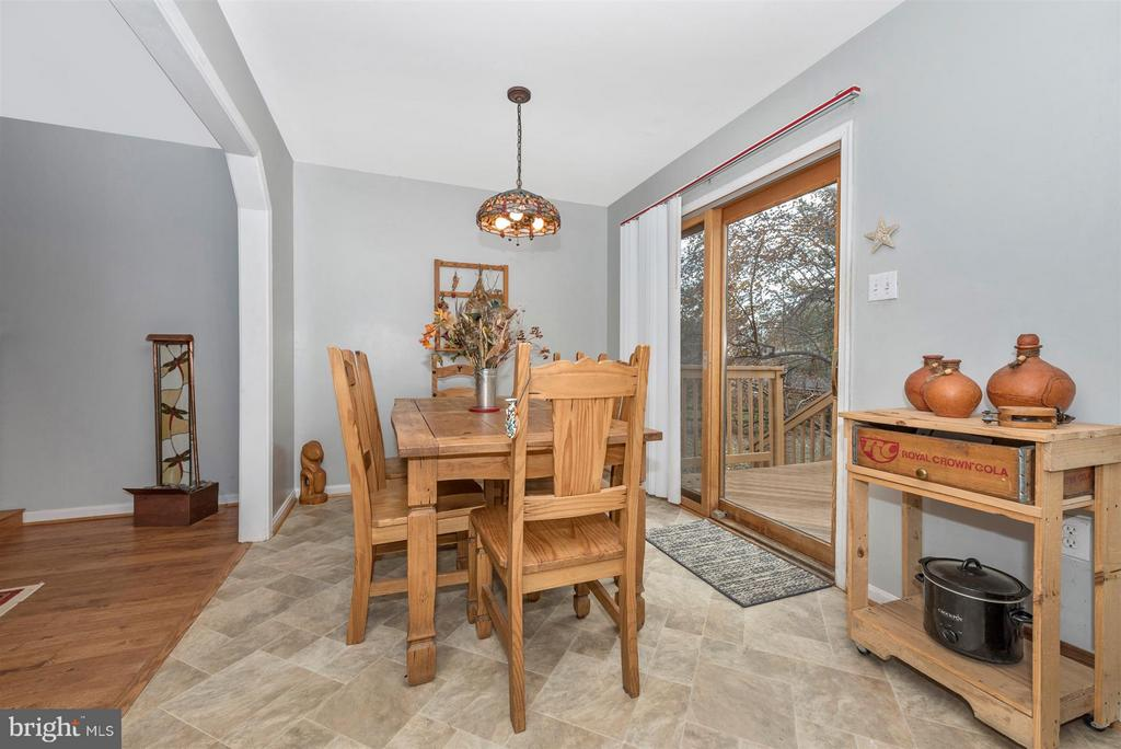 Kitchen-Dining Area - 6570 NYASA BND, NEW MARKET