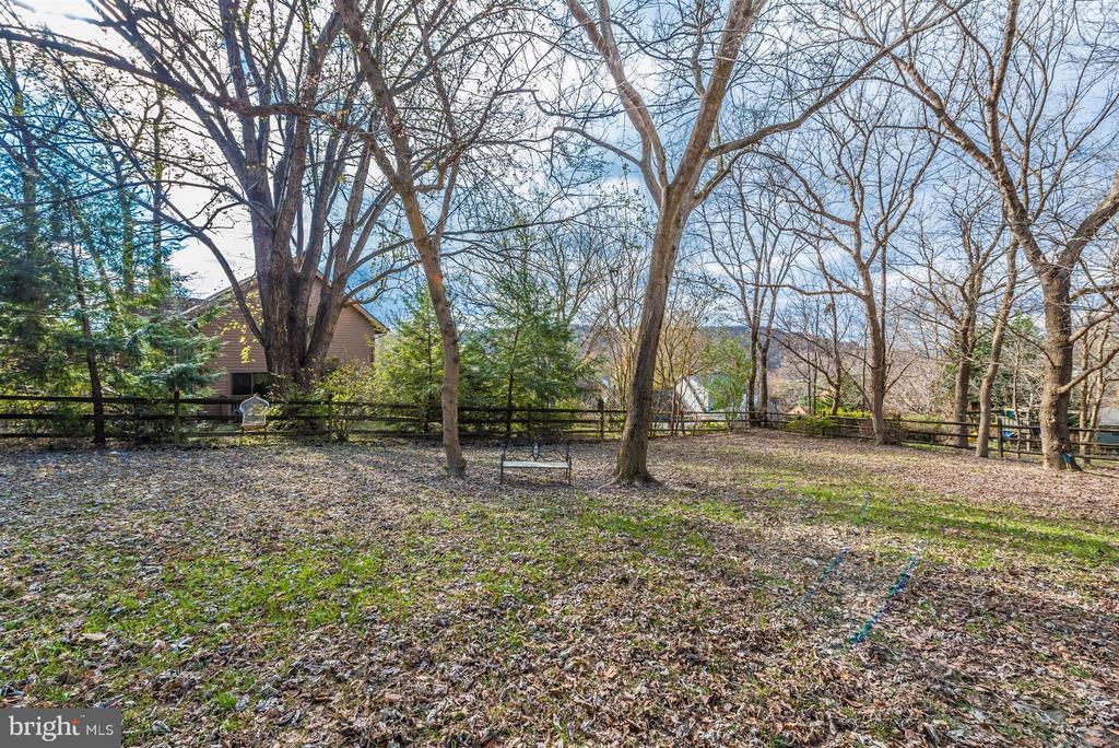 Backyard - 6570 NYASA BND, NEW MARKET