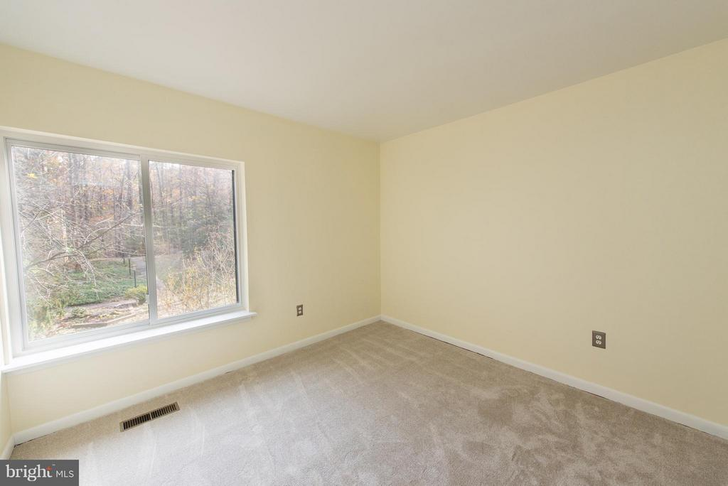 All the bedrooms boast new carpeting - 2358 SOFT WIND CT, RESTON