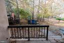 Great outdoor space - 2358 SOFT WIND CT, RESTON