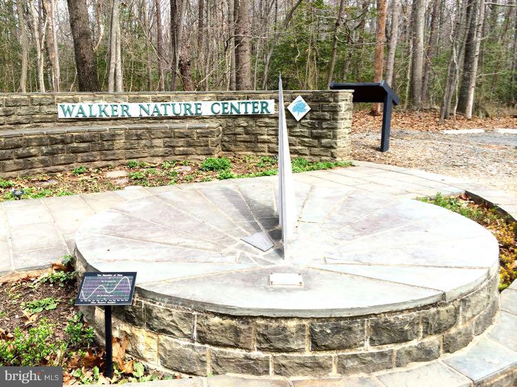 Also nearby is the Walker Nature Center - 2358 SOFT WIND CT, RESTON