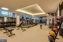 Residents Fitness Room - 2501 M ST NW #411, WASHINGTON