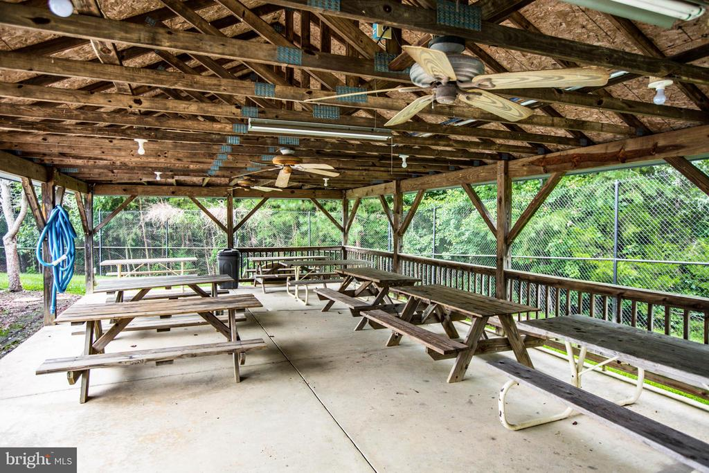 Community Picnic Area - 8615 LEE JACKSON CIR, SPOTSYLVANIA