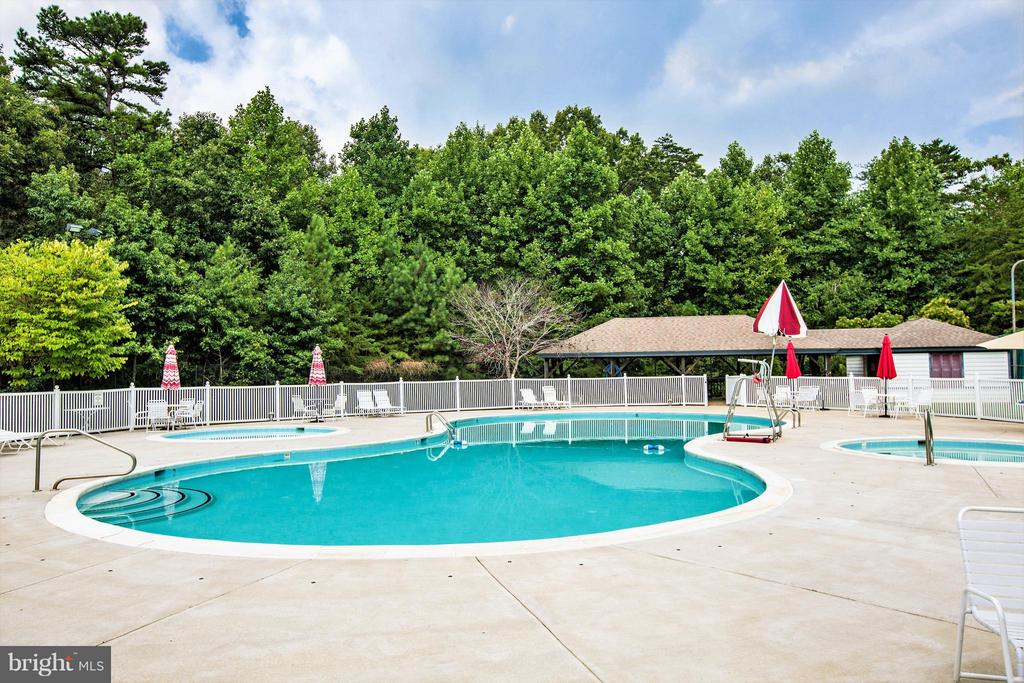 Community Pool - 8615 LEE JACKSON CIR, SPOTSYLVANIA