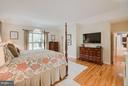 Owner's suite - 8615 LEE JACKSON CIR, SPOTSYLVANIA