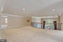 Upper Hallway - 43422 CLOISTER PL, LEESBURG