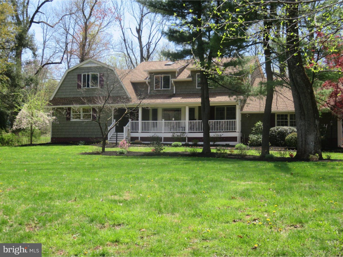 Single Family Home for Sale at 33 SYCAMORE Lane Skillman, New Jersey 08558 United StatesMunicipality: Montgomery Township