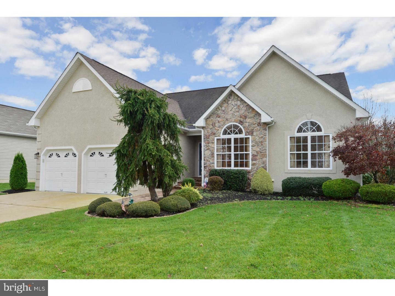 Single Family Home for Sale at 14 MERGANSER Court Glassboro, New Jersey 08028 United States
