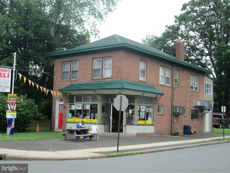 для того Продажа на 589 PARKWAY Avenue Ewing, Нью-Джерси 08618 Соединенные ШтатыВ/Около: Ewing Township