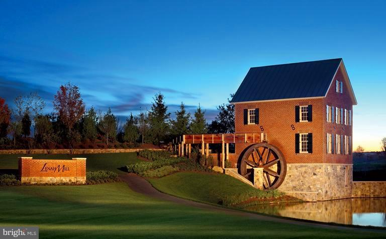 This is Famous Mill in Lenah Mill Community - 41433 AUTUMN SUN DR, ALDIE
