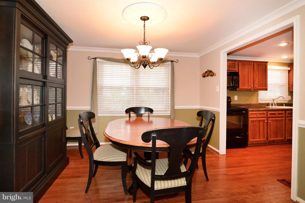 Large Dining Room - 12866 GRAYPINE PL, HERNDON