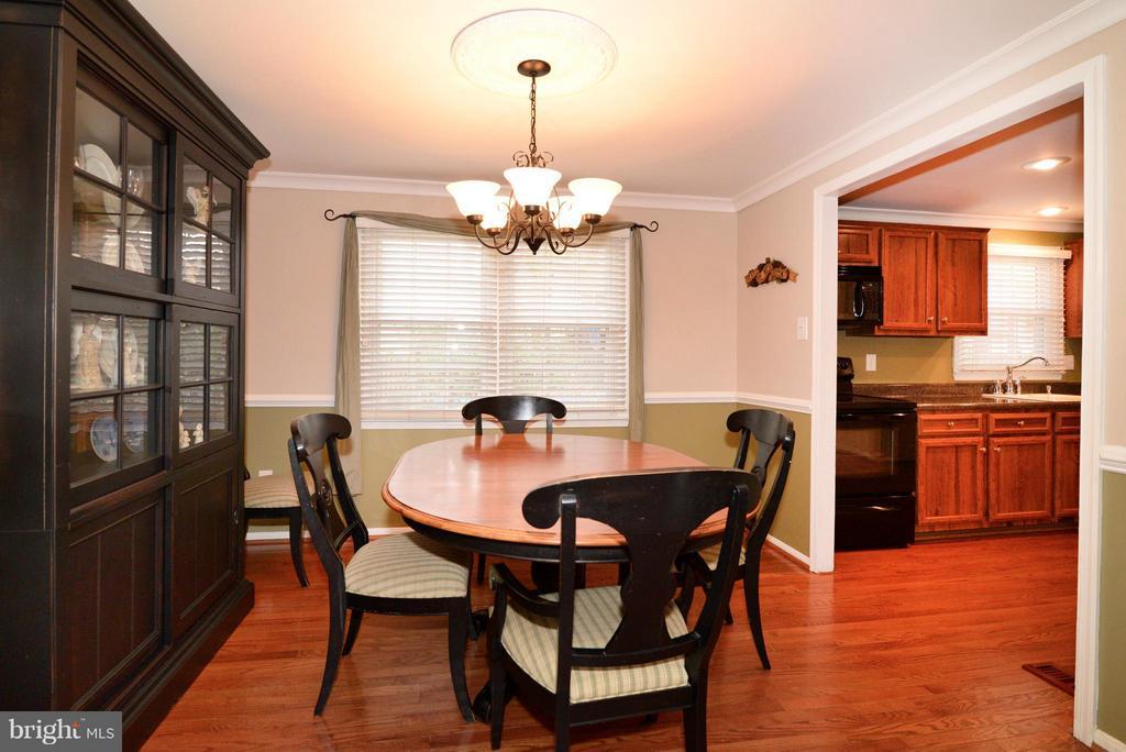 Large Dining Room - 12866 GRAYPINE PL, HERNDON