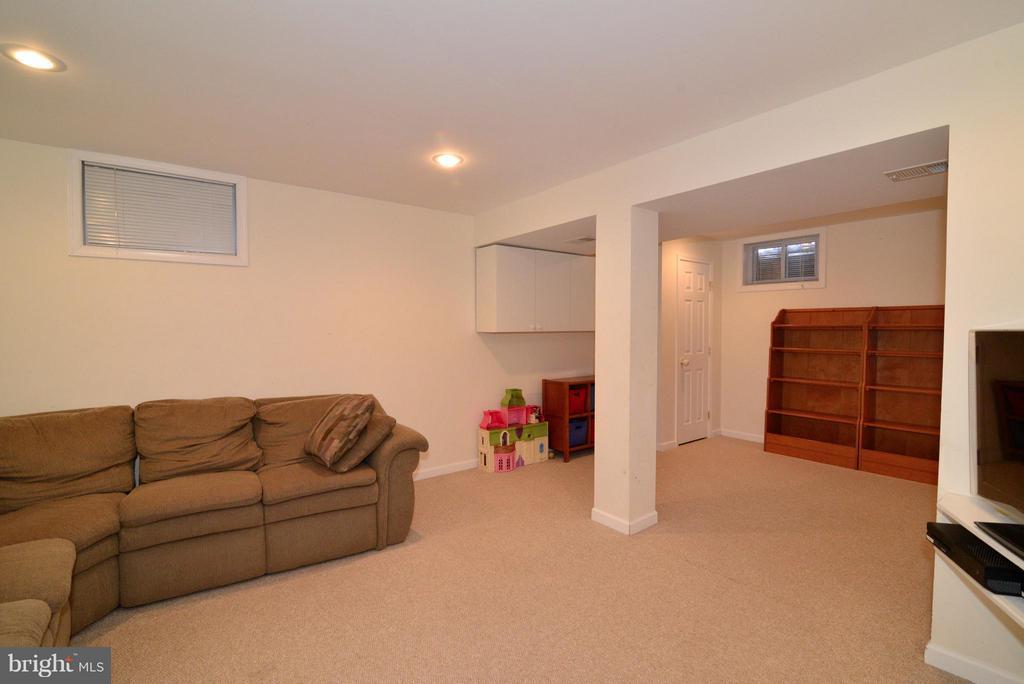 Huge Rec Room! - 12866 GRAYPINE PL, HERNDON