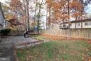 Gorgeous Backyard and Slate Patio - 12866 GRAYPINE PL, HERNDON