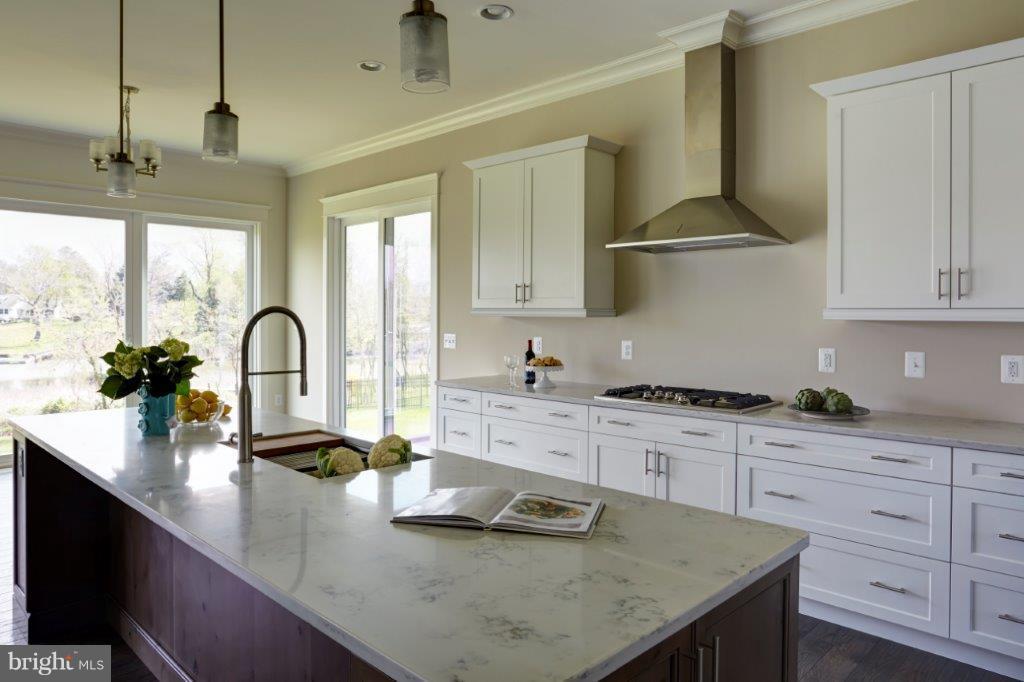 Suggested kitchen option - 1504 SIRANI LN, GAMBRILLS