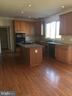 Kitchen and Breakfast  Area - 40908 BEECHNUT RD, LEESBURG