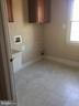 Laundry room on Main Level - 40908 BEECHNUT RD, LEESBURG