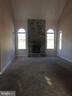 Family Room with Wood Burning FP - 40908 BEECHNUT RD, LEESBURG