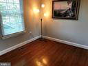 3rd bedroom features a mirrored wardrobe - 10 HARBERT CT, STERLING