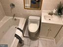 Full bath in basement - 10 HARBERT CT, STERLING