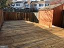 Look at this large deck! - 10 HARBERT CT, STERLING