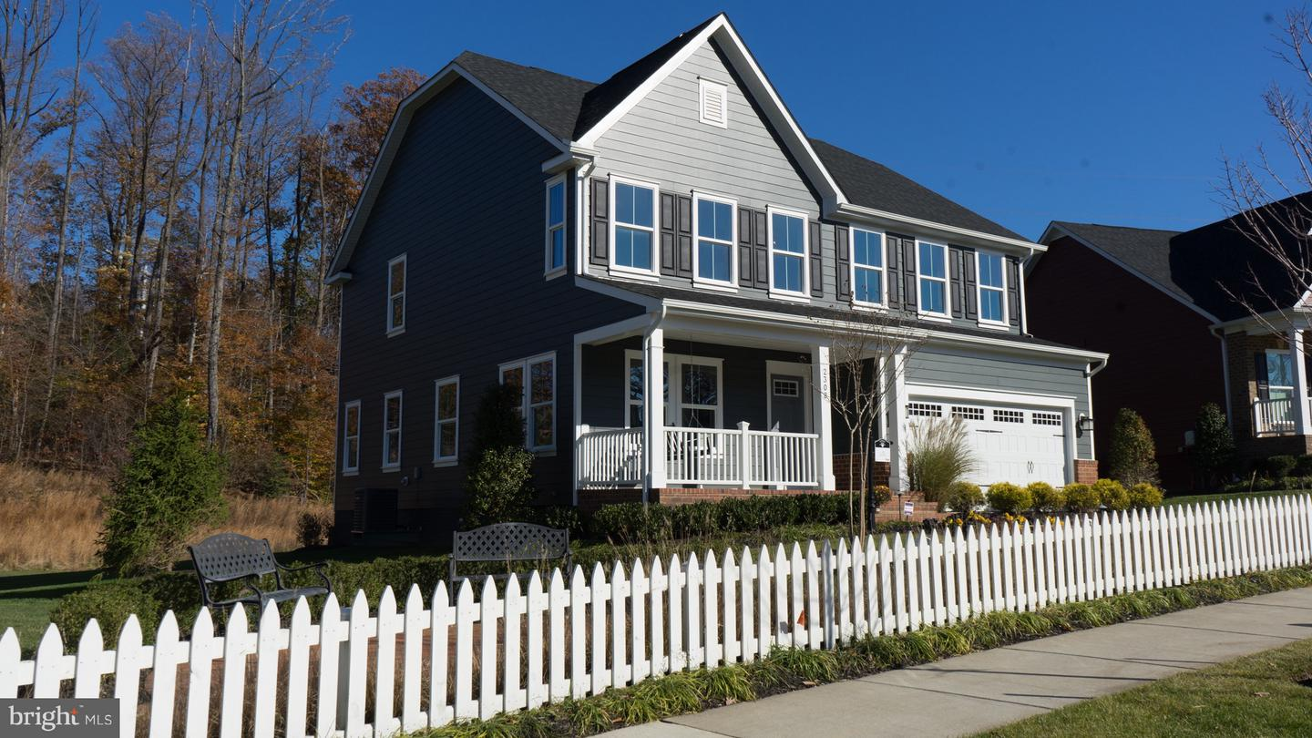 Single Family for Sale at 2308 Sweet Pepperbrush Loop 2308 Sweet Pepperbrush Loop Dumfries, Virginia 22026 United States