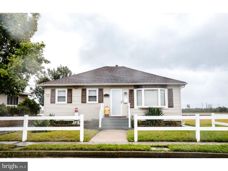Частный односемейный дом для того Продажа на 1552 W RIVERSIDE Drive Atlantic City, Нью-Джерси 08401 Соединенные Штаты