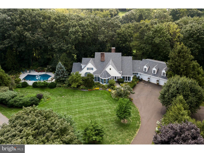 Частный односемейный дом для того Продажа на 201 SANDY RIDGE MOUNT AIRY Road Stockton, Нью-Джерси 08559 Соединенные ШтатыВ/Около: Delaware Township