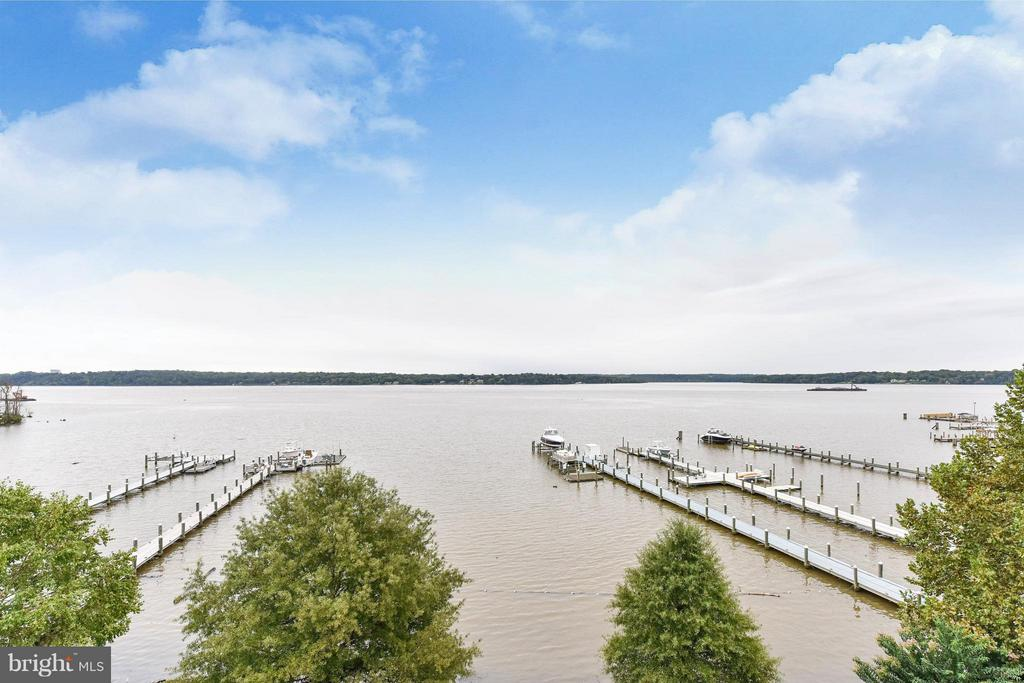 300 foot dock - a quick boat ride to Nats Stadium! - 7615 SOUTHDOWN RD, ALEXANDRIA