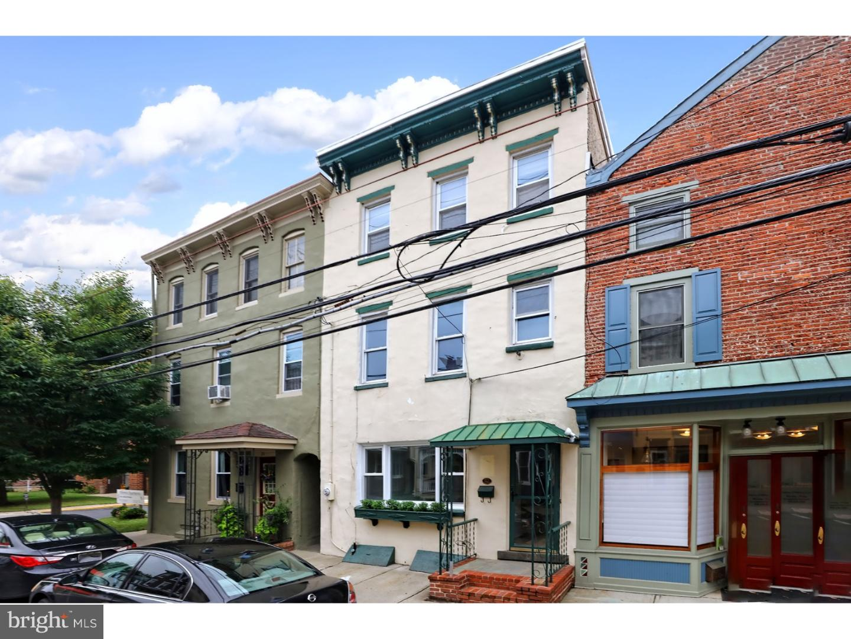Single Family Home for Sale at 19 S MAIN Street Lambertville, New Jersey 08530 United StatesMunicipality: Lambertville