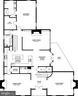 Main Level Floor plan - 6040 EDGEWOOD TER, ALEXANDRIA