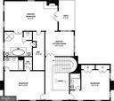 Upper Level Floor plan - 6040 EDGEWOOD TER, ALEXANDRIA