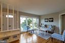 Hardwood floors - 6800 DUKE DR, ALEXANDRIA