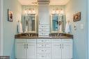 Double Vanity with Tons of Storage - 8709 MIDDLEFORD DR, SPRINGFIELD