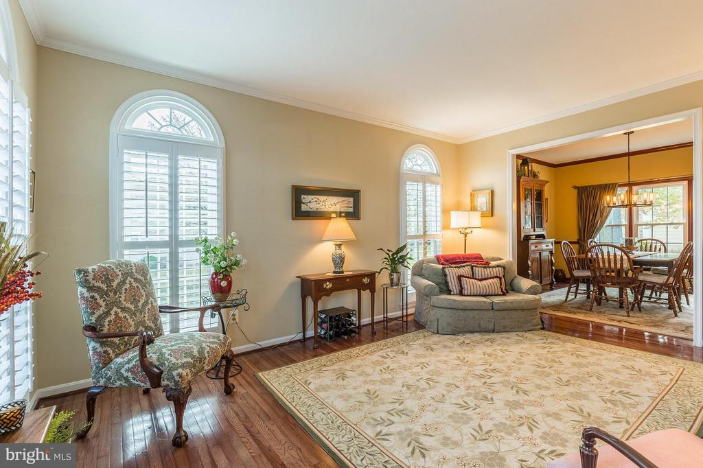 Gorgeous Floor to Ceiling  Windows - 8709 MIDDLEFORD DR, SPRINGFIELD