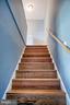 Stairs UP to Sleeping Floor - 1628 27TH ST SE, WASHINGTON