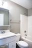 New Fixtures, Full Bath, Tiled Floors - 1628 27TH ST SE, WASHINGTON