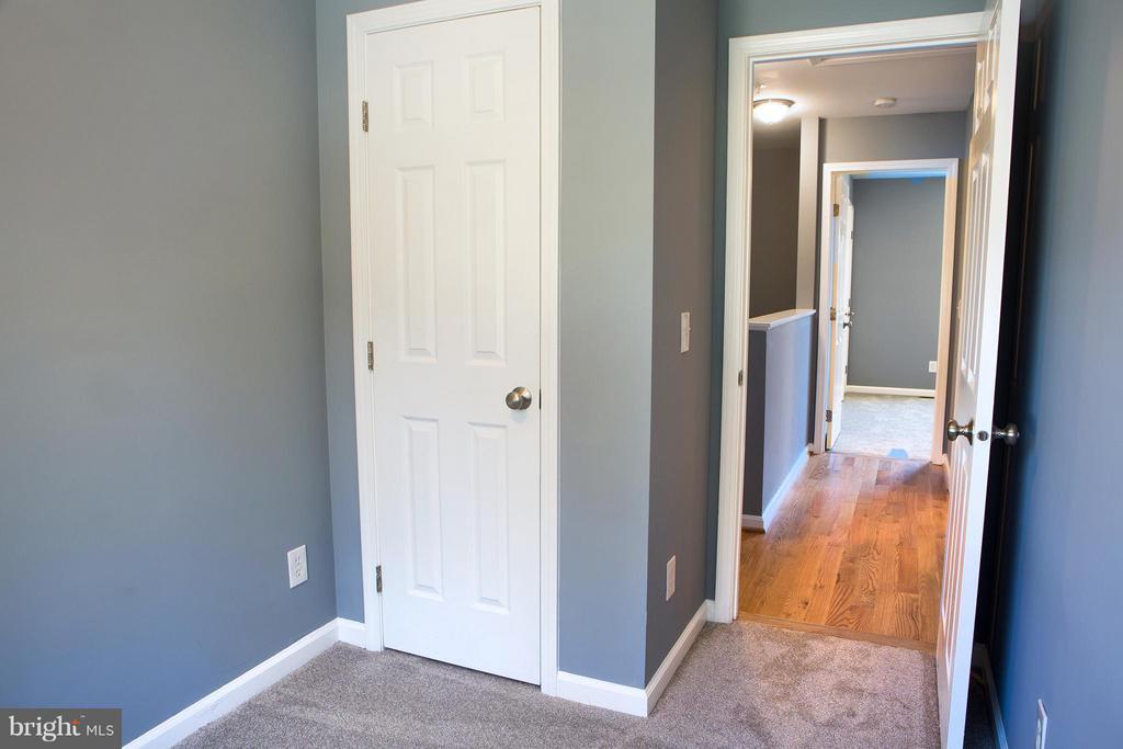 Also Carpeted, also closet - 1628 27TH ST SE, WASHINGTON