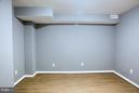Family Room is Perfect for Media Room - 1628 27TH ST SE, WASHINGTON