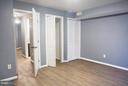 Tiled Floors, Closet and Utility Closet - 1628 27TH ST SE, WASHINGTON