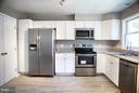 New Cabinets, New Appliances - 1628 27TH ST SE, WASHINGTON