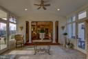 Gracious Side Entry Foyer towards Kitchen - 22030 WILLISVILLE RD, UPPERVILLE