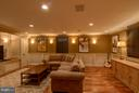 Media Room - 22030 WILLISVILLE RD, UPPERVILLE