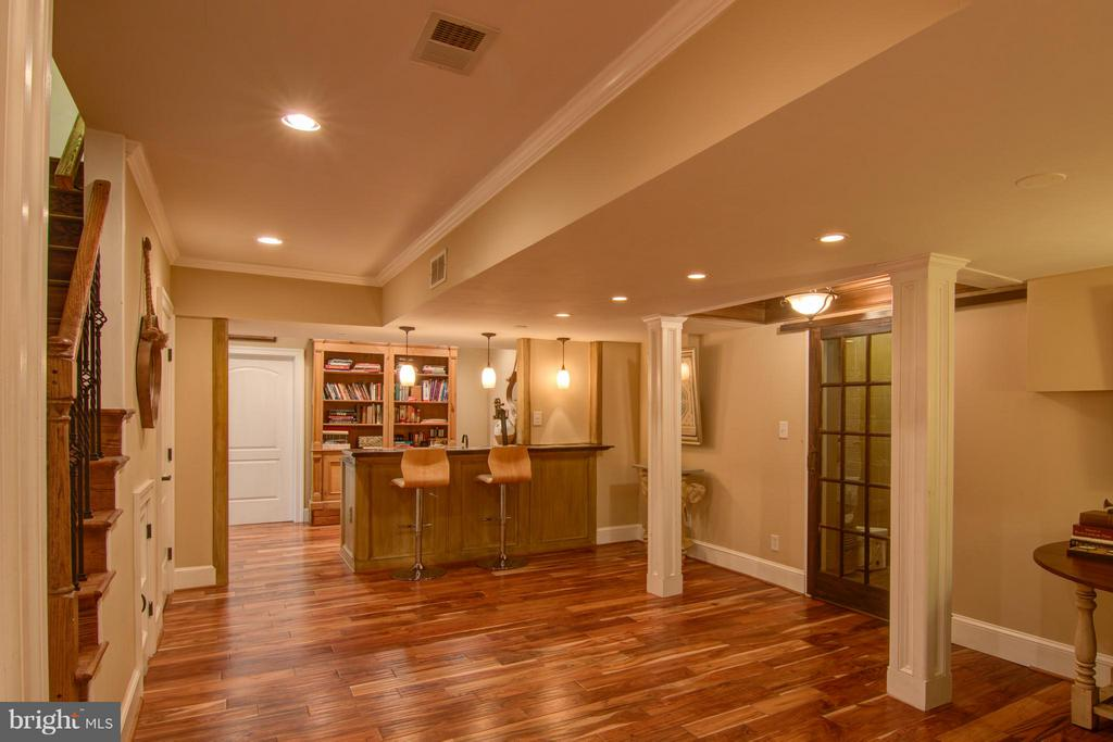 Basement Bar & Wine Storage - 22030 WILLISVILLE RD, UPPERVILLE