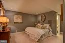 Bedroom with Large Closet - 22030 WILLISVILLE RD, UPPERVILLE