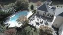 Rear Aerial view - 22030 WILLISVILLE RD, UPPERVILLE